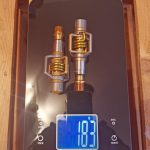 Crankbrothers EggBeater 11 Pedal - silber/gold