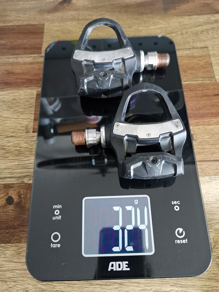 Garmin Vector 3 Dual Side